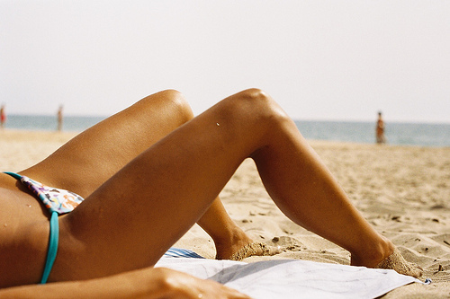 Five places to show off your spray tan