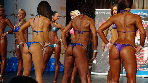 Your guide to spray tanning for body builders